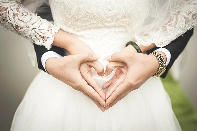 Alles für die Hochzeit