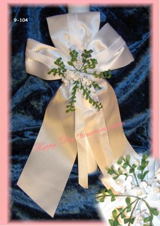 Kerzenschleife 9-104, Taufe, Kommunion